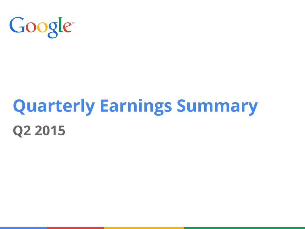 Google Earnings Test PDF | WordPress PDF Light Viewer Plugin
